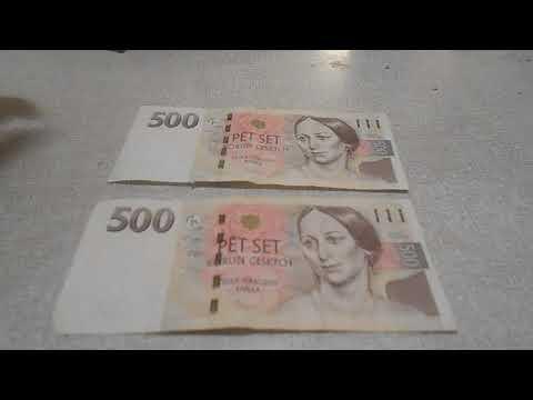 Czech Korunas!