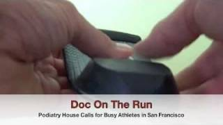 What Is A Custom Orthotic - By San Francisco Sports Medicine HouseCall Podiatrist.m4v