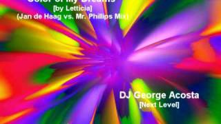 Hard Trance - Color Of My Dreams by Letticia - George Acosta