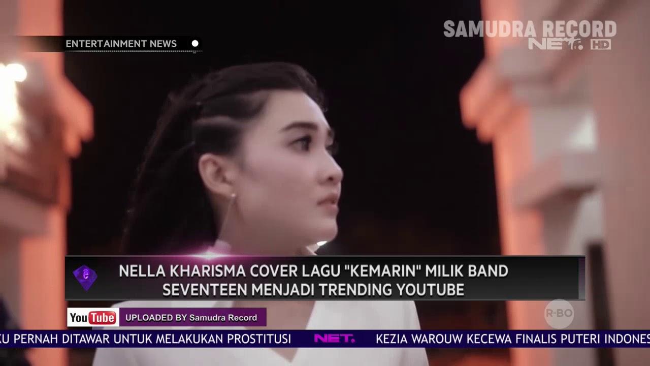 download lagu (mp3) seventeen kemarin cover nella kharisma