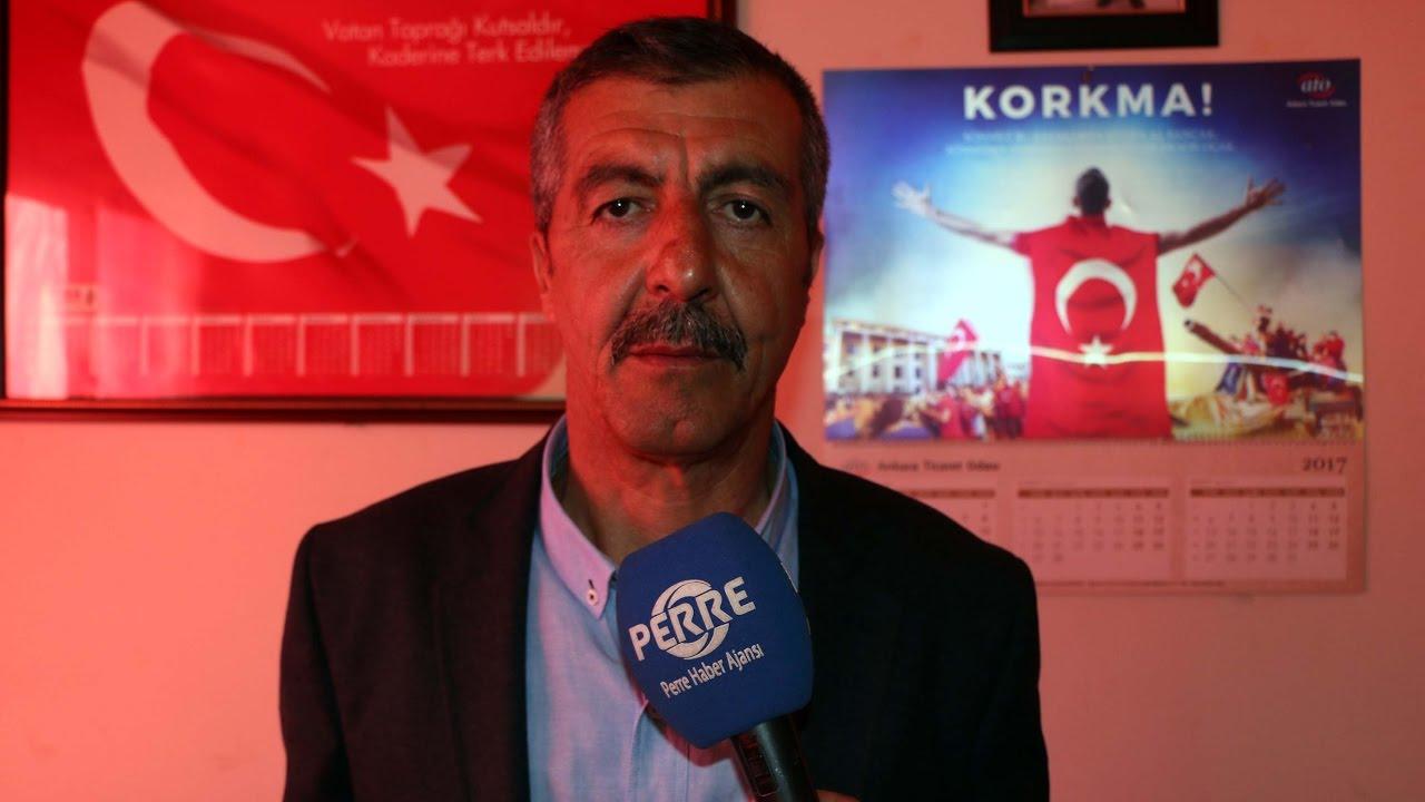 MHP Çelikhan İlçe Başkanı Mehmet Çitil, Gündemi Değerlendirdi