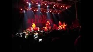 Bad Religion - Fuck You, Dharma and the Bomb - Curitiba 2014