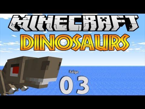 Minecraft Dinosaurs DNA HD YouTube - Minecraft dinosaurier spiele