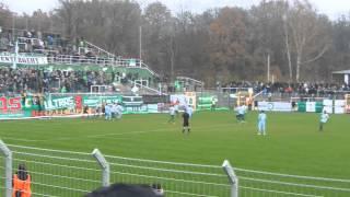 SaPo BSG Chemie Leipzig - Chemnitzer FC 0:2 (Kolja Pusch)