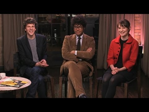 Jesse Eisenberg Dishes On His Latest Co-Star (Himself)