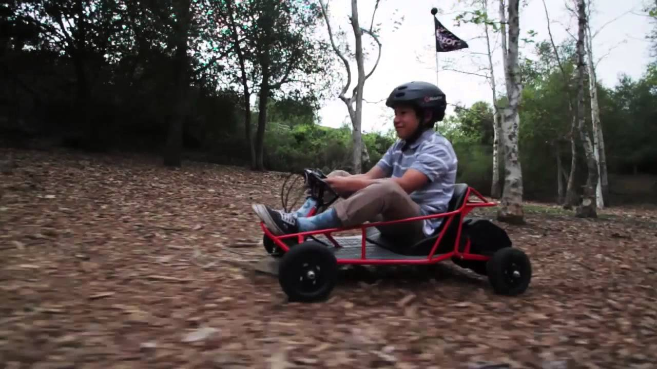 Razor Dune Buggy Ride Video Youtube
