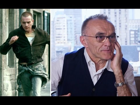 Danny Boyle explains why there's so much running in his films