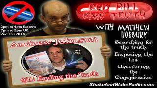 Red Pill Raw Truth - Andrew Johnson interview - October 2014