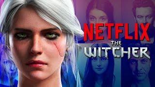 The Witcher su Netflix: riepiloghiamo il cast