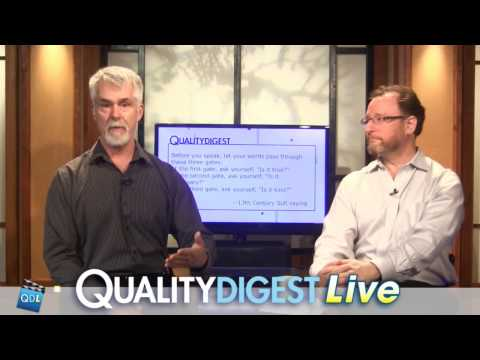 FULL SHOW: Quality Digest LIVE, March 3, 2017