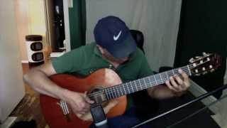 El Marabino - classical guitar