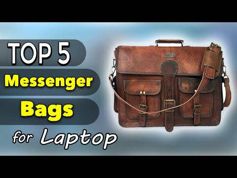Best Messenger Bags For Laptops