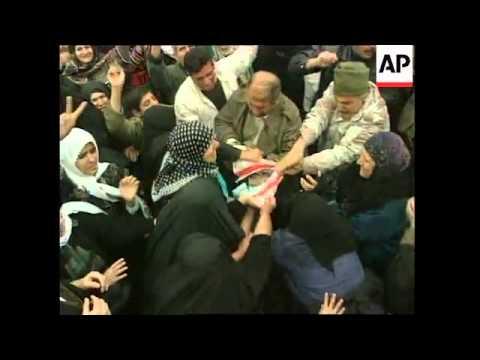 IRAQ: BAGHDAD: DEMONSTRATIONS CONTINUE AGAINST UN SANCTIONS