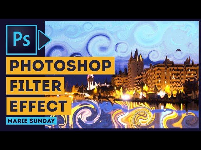 Artistic Photo Effect || Photoshop Tutorial