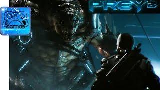 PREY 2 - CG Трейлер (Cinematic)