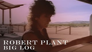 robert plant   big log   official music video