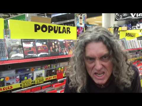 The Record Bar @ JB Hi-Fi Hurstville -The Crowded House Vinyl Episode