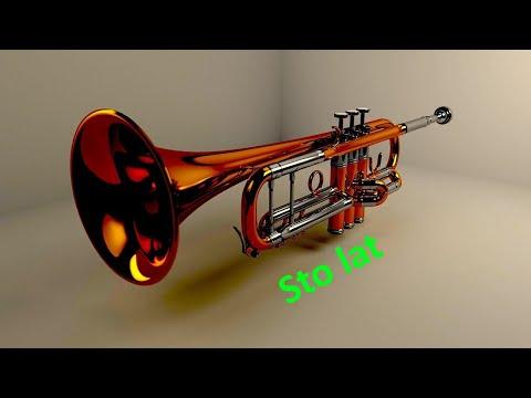 Sto Lat On Trumpet