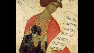 о.Даниил Сысоев: Книга пророка Даниила, глава первая.