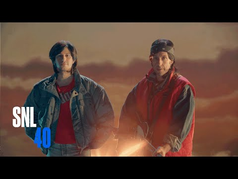 Thumbnail: Digital Short: That's When You Break - SNL 40th Anniversary Special