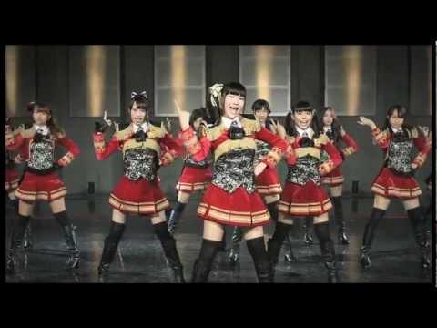 SUPER☆GiRLS / 赤い情熱