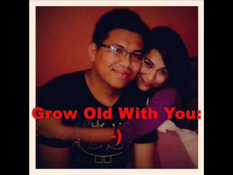 GROW OLD WITH YOU  Cover by Sitti