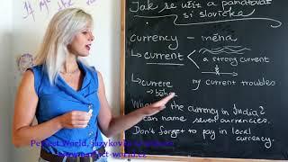 Jak se učit (anglická) slovíčka