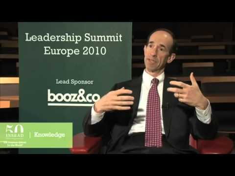 CEO of Royal Caribbean Int'l, Adam Goldstein, on Corporate Social Responsibility