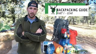 Ultimate Hiking Guide - Essential Gear - Part 1