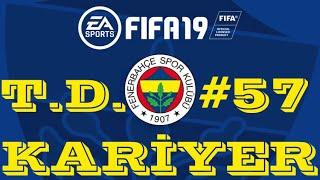 RAHAT DERBİ YENİ TRANSFERLER FENA ! FIFA 19 KARİYER MODU #57