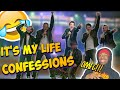 OMFG!!!! GLEE - It's My Life / Confessions Full Performance HD FUNNY REACTION