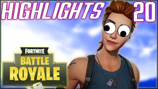 Caedo's Casualties 20 - Fortnite (Drunknite) BR Highlights - Ft. Code-E