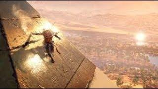 Assassins Creed Origins  Gameplay Rodando direto do Xboxone BGS 2017