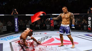 ДВУХ БОКСЕРОВ ПУСТИЛИ в КЛЕТКУ UFC и ВОТ ЧТО ПОЛУЧИЛОСЬ/ БОЙ