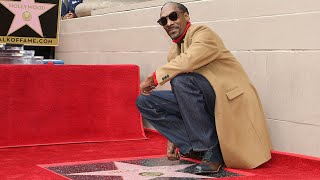 FULL CEREMONY: Snoop Dogg receives Hollywood Walk of Fame star | ABC7