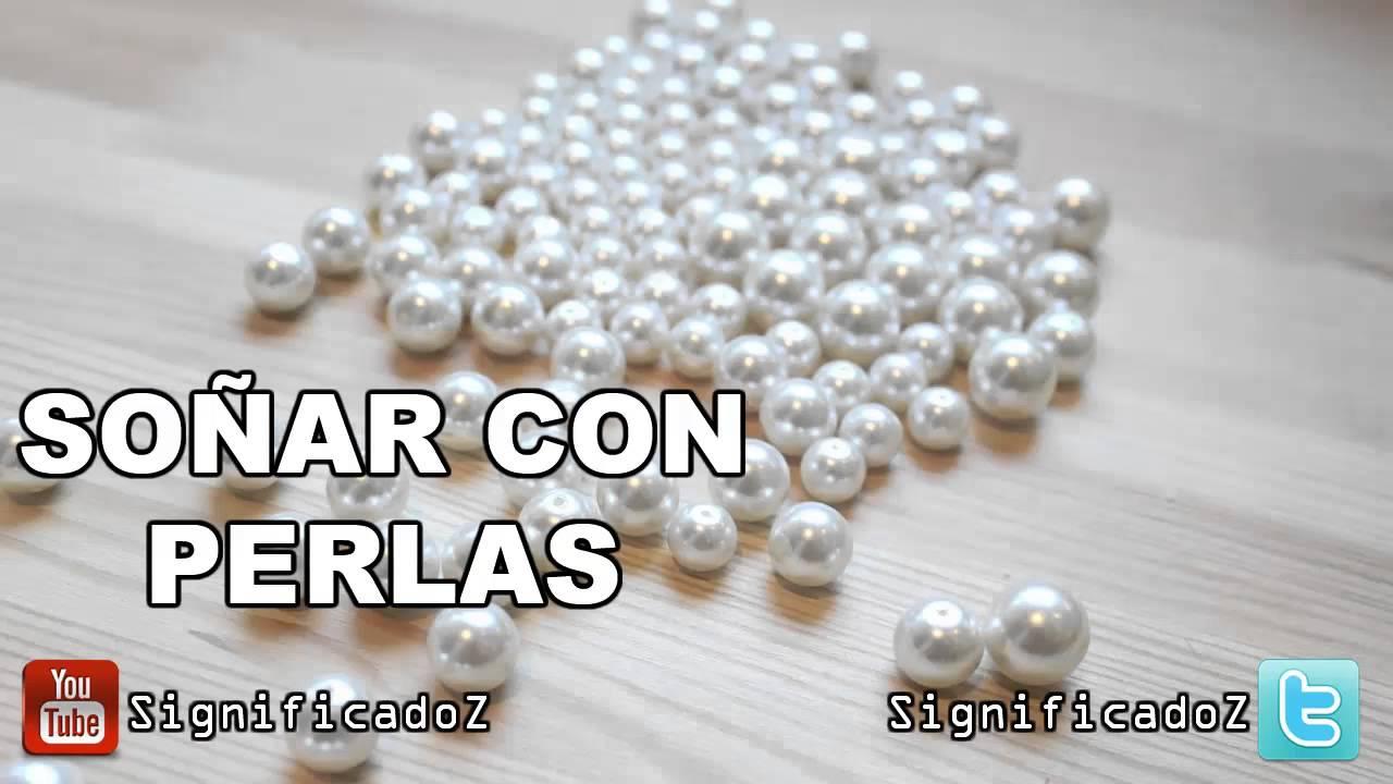 ce9dfcfd13bf Significado de Soñar con Perlas 🔞 ¿Que Significa  - YouTube