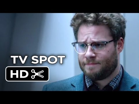 The  TV SPOT  They're Back 2014  Seth Rogen, James Franco Comedy HD