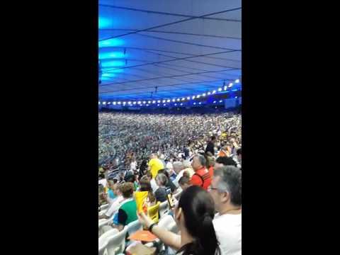 Temer foi vaiado na abertura da paraolimpiadas