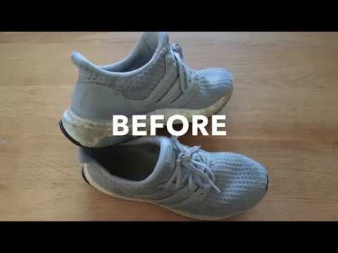 HOW TO CLEAN ADIDAS ULTRABOOST | #ADIDAS