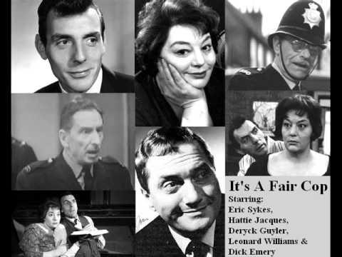 Eric Sykes - It's A Fair Cop: Pringles Release (1961)