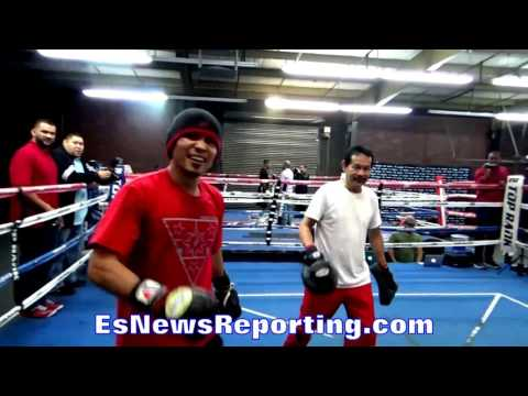 Nonito Donaire Moves Like Mike Tyson Floyd Mayweather Manny Pacquiao
