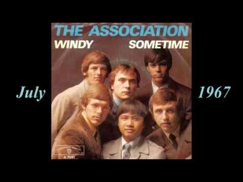 Windy by the Association with lyrics