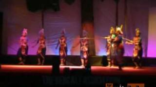 """Chitrangada Part I, Performed By """"Mitrayan"""", Directed By  - Banani Chakraborty"""