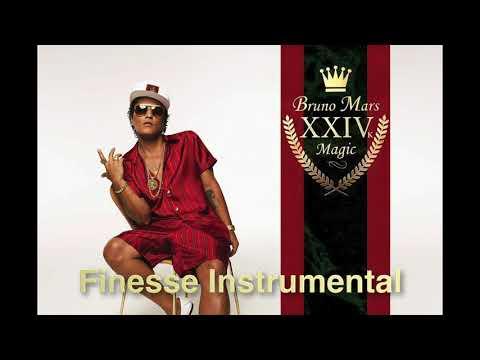 Bruno Mars - Finesse Instrumental
