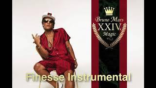 Cover images Bruno Mars - Finesse Instrumental