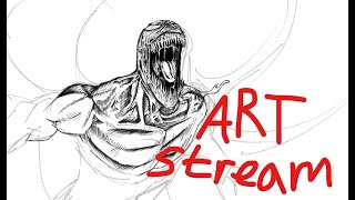 Venom: Let There Be Carnage | CARNAGE | Drawing Stream
