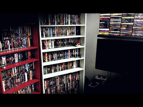MY COMPLETE DVD COLLECTION