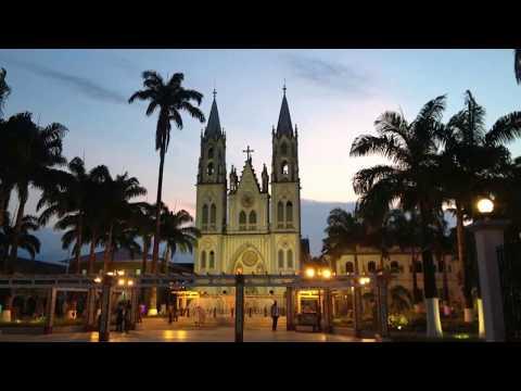 Catedral de Santa Isabel Malabo in Bioko Island, Equatorial Guinea