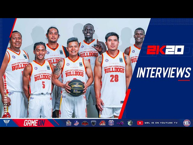 Post-Game Interview: Bright Start Bulldogs VS Stags