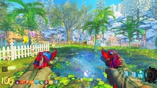 MOST BEAUTIFUL ZOMBIES MAP!